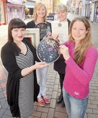 Awards success for Art On The Street