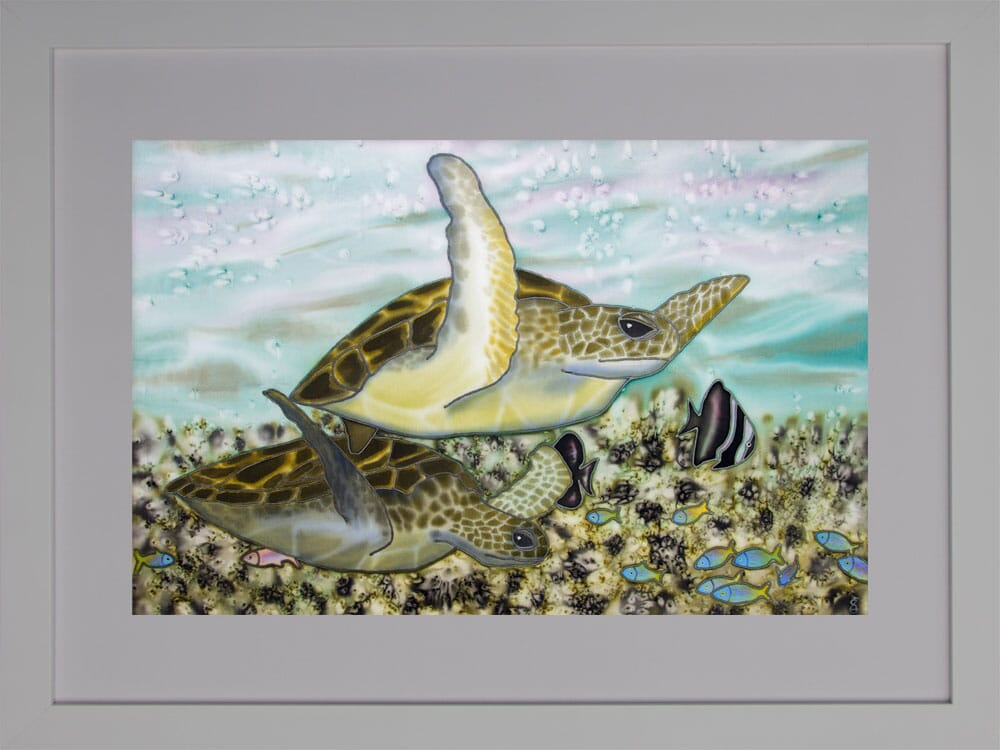 Sea-Turtles-Framed-For-Web