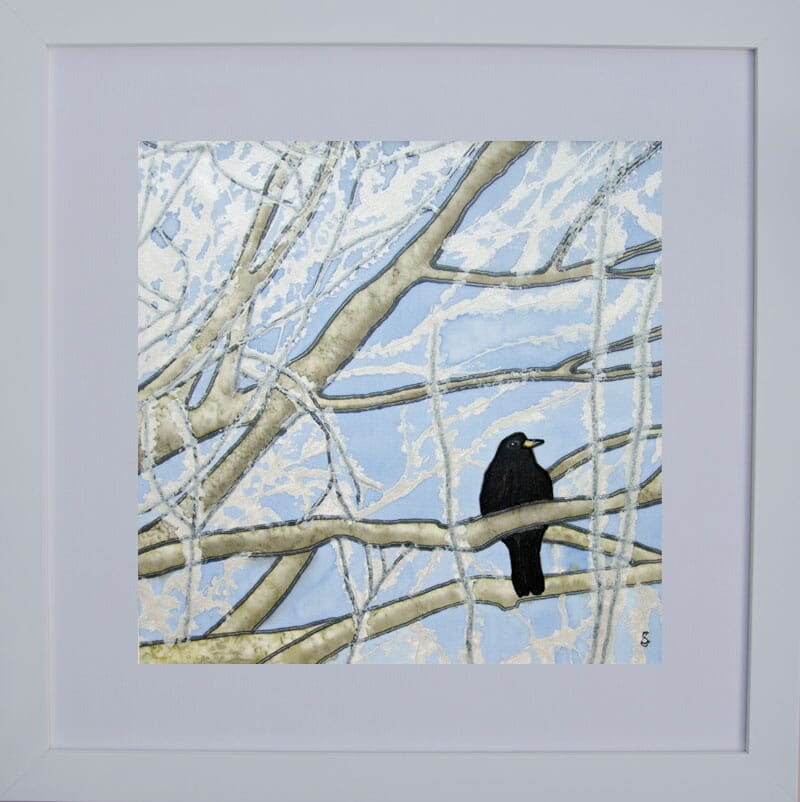 January-Frosty-Blackbird-Framed-for-Web