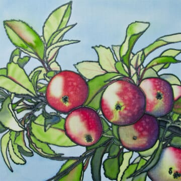 The Twelve Months of Christmas – Day 9 September's Apple Abundance