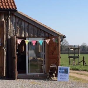 Stephanie Gay Studio at Somerset Flower Farm