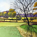 Orchard View - Commission a Painting